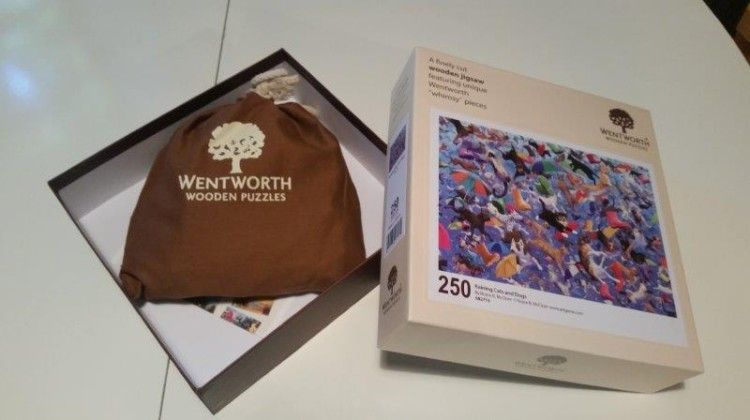 Wentworth Jigsaw review