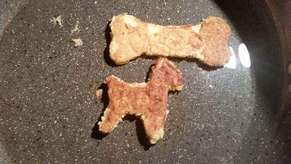 Pancakes For Dogs