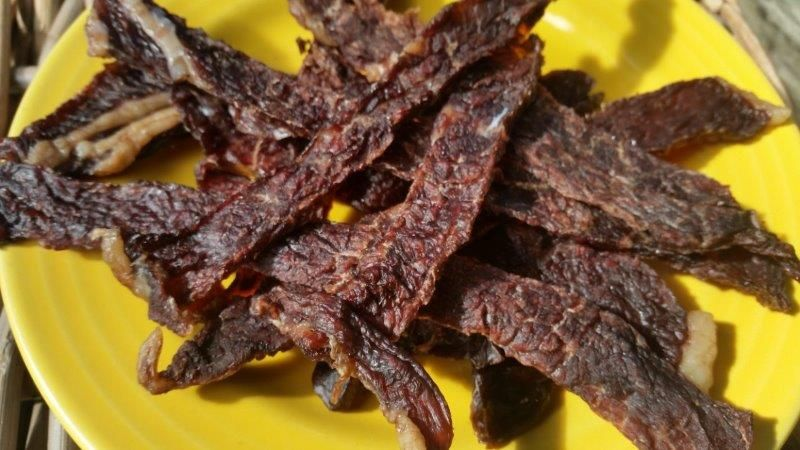 Dehydrated Beef Dog Treats