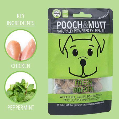 Pooch and Mutt Fresh Breath