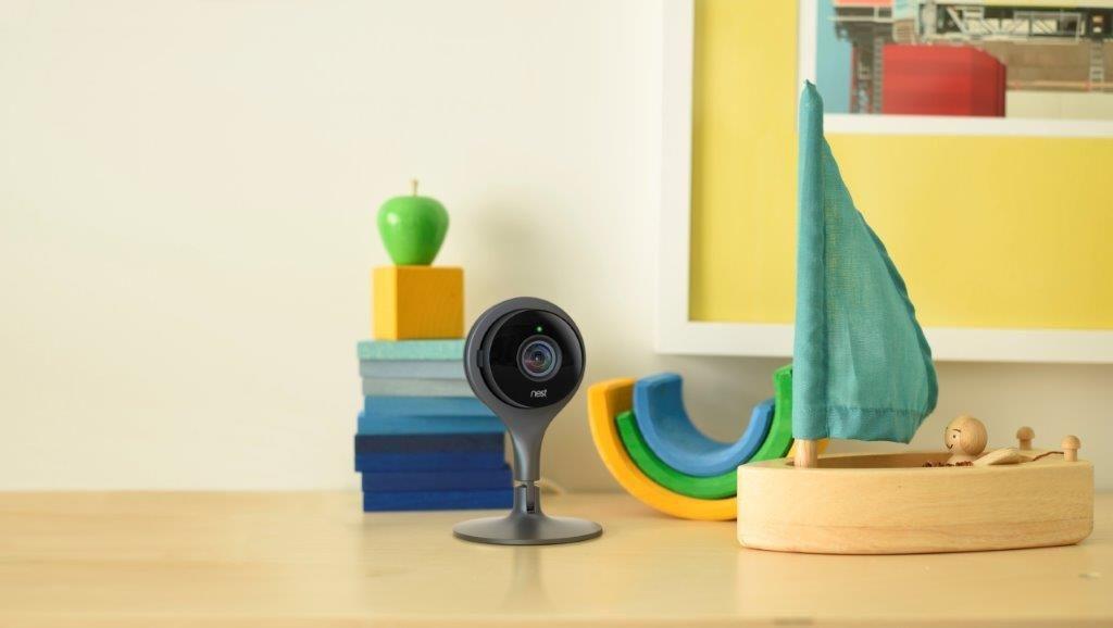 Nest Cam Pet Camera
