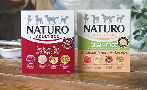 Naturo Grain Free