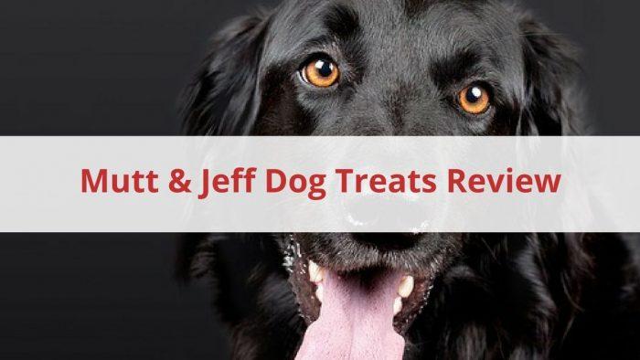 Mutt & Jeff Dog Treats Review