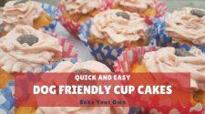 Dog Cupcakes.
