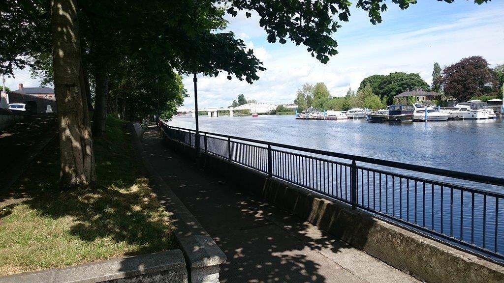 Shannon Banks Nature Trail and Athlone Canal